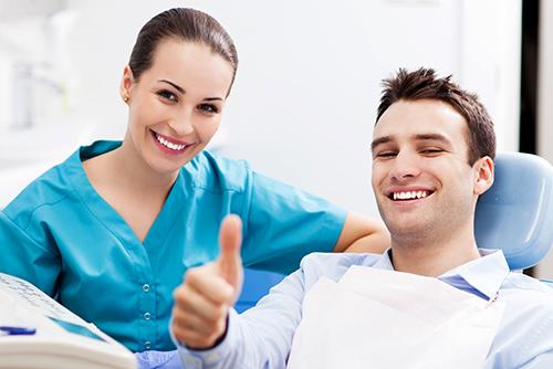30% мужчин ходят к зубному 1 раз в 5 лет