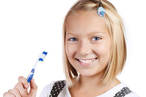 Принципы выбора детской зубной пасты