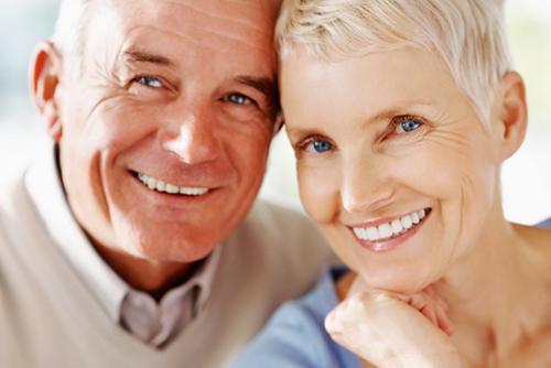 Зубы в пожилом возрасте
