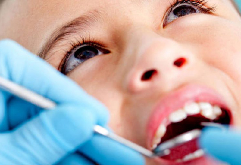 Остеомиелит челюсти у детей