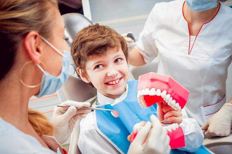 Есть ли в молочных зубах нервы