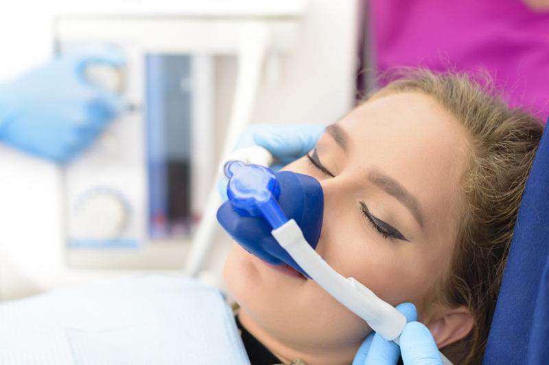 Седация закисью азота в стоматологии