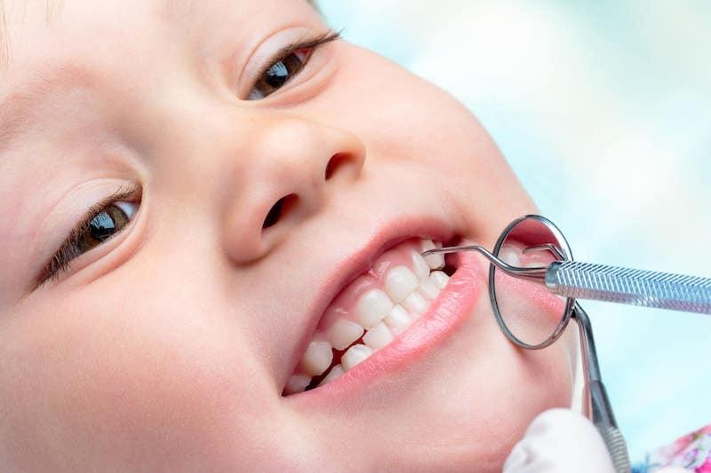Пульпотомия молочных зубов